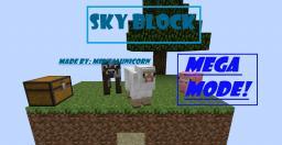 SKY BLOCK MEGA! (1.4.7) Minecraft Project