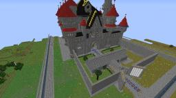 Medieval Castle [Great spawn] Minecraft Project
