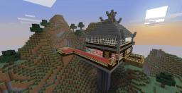 Golden State Villa Minecraft Map & Project