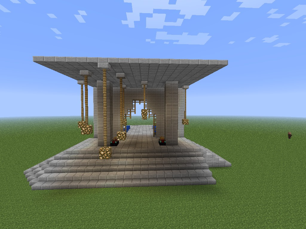 how to build a spawner in minecraft pe