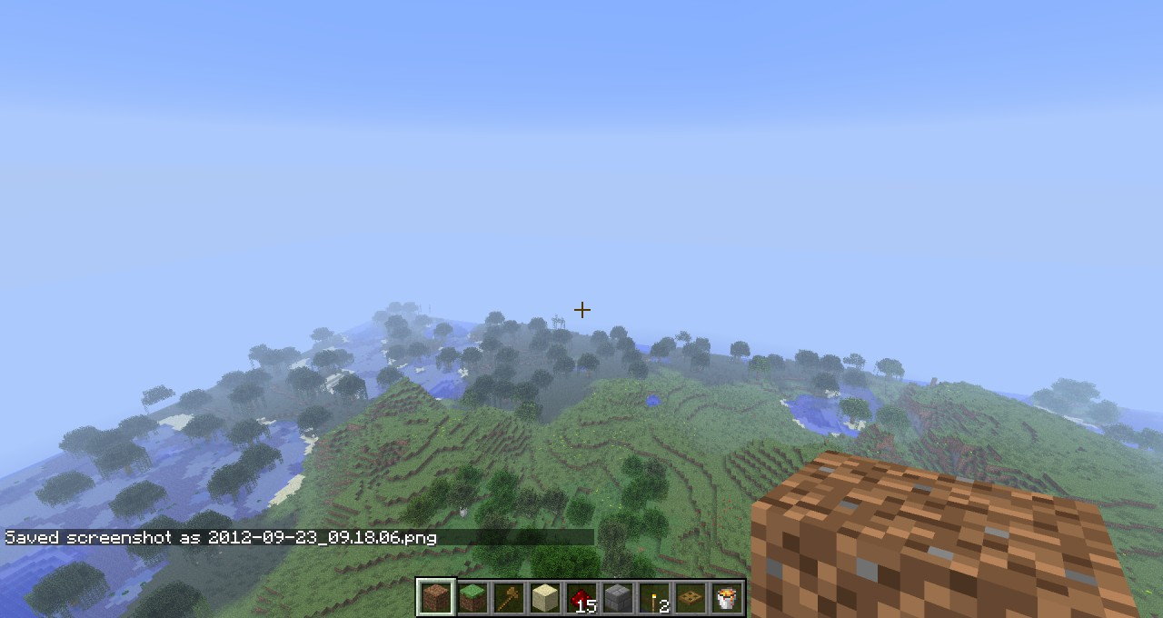 Survival World (Barely Touched) - 2