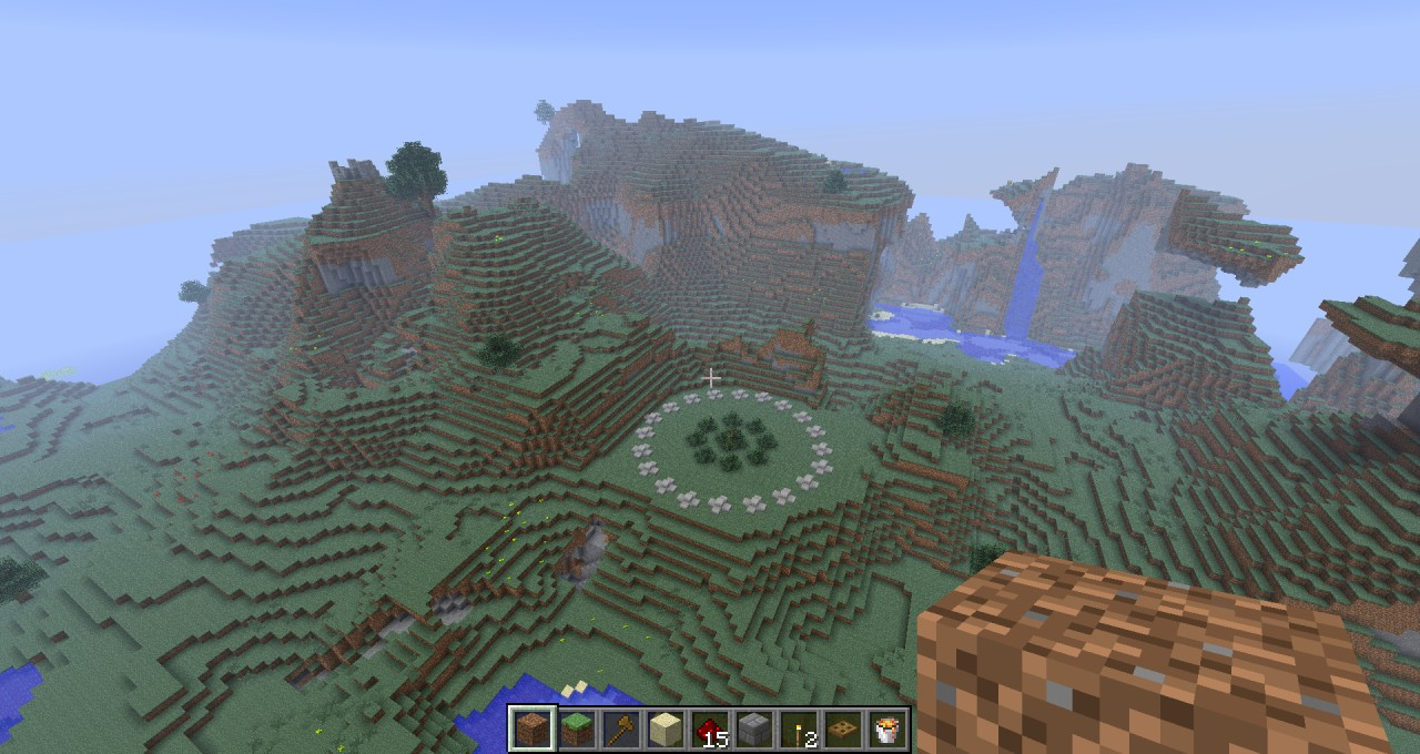 Survival Games Map - 1