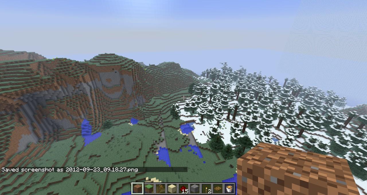 Survival Games Map - 2