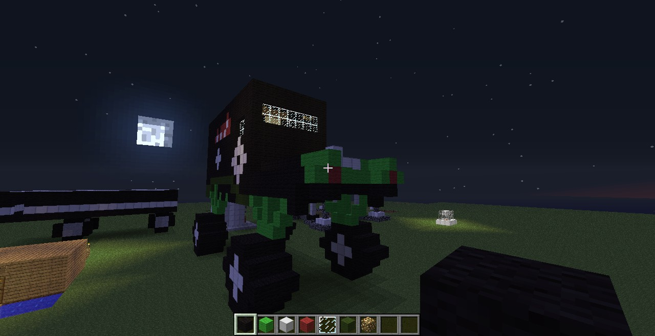 how to find monsters in minecraft