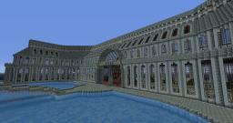 ShadowBlox Server Spawn Minecraft Map & Project
