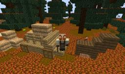Fall Craft !!! FINALLY UPDATED !!! {read disc} Minecraft