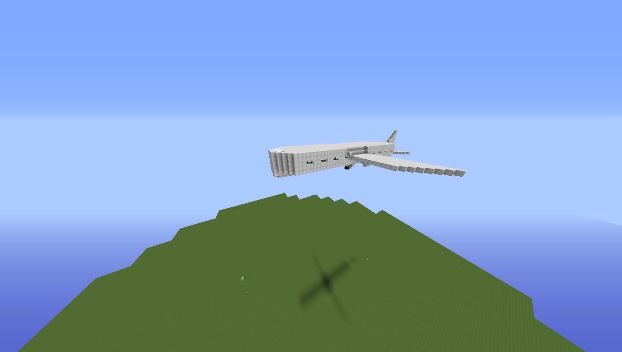 minecraft plane by yazur - photo #41
