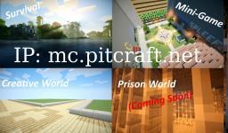 *Closed* PitCraft Minecraft