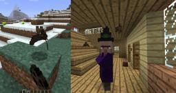 Snapshot 12w38a! Minecraft