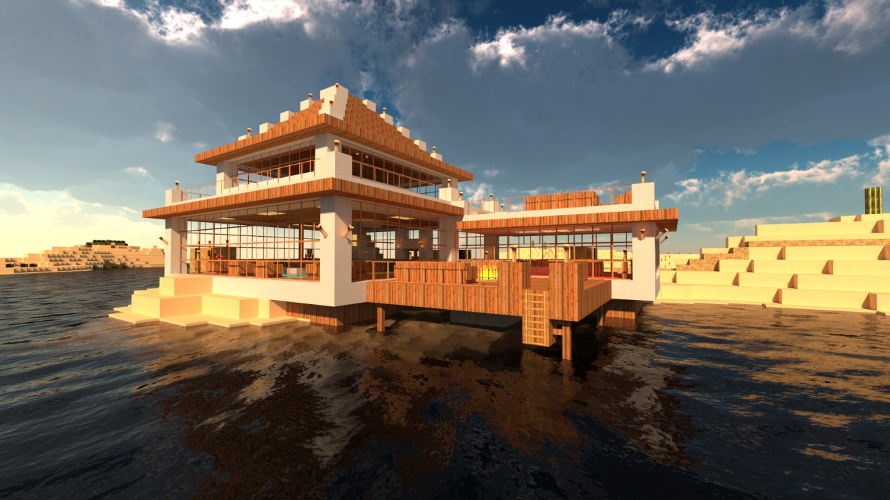 Popular Wallpaper Minecraft Houses - Beach-House-2000_3666092  Graphic_566476.jpg