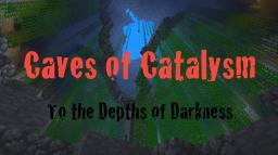[CTM] Caves of Cataclysm V2 NEW ADDITIONS (1000x1000 Map inside tons of massive caves/ dungeons) Open world map/Survival Minecraft Map & Project