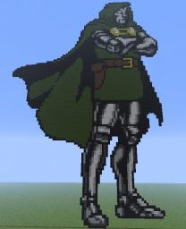 Dr. Victor Von Doom Minecraft Project