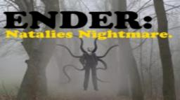 ENDER! Natalies nightmare. (Hardcore slender adventure map.No mods needed)1.4.7 Minecraft