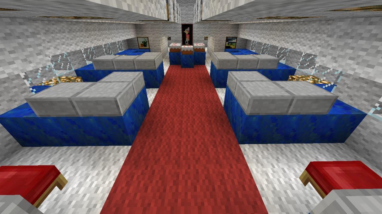 Boeing 747 Minecraft Project