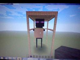 ENDY THE ENDERMAN Minecraft Project