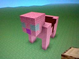 PIG THE PIG Minecraft Project