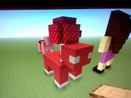 MOOSHOO THE MOOSHROOM Minecraft Project