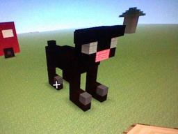 BUDDY THE COW Minecraft Map & Project