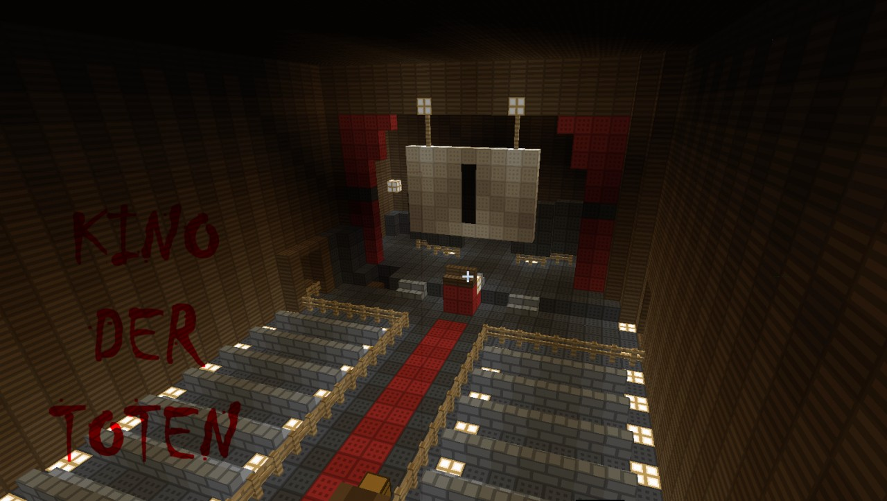 Kino Der Toten Playable Minecraft Project