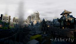 Liberty Port Minecraft Map & Project