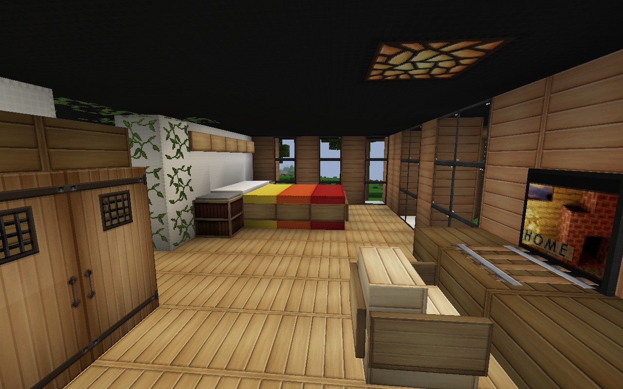 minecraft bedroom ideas de stijl 1 maddison heights mansion minecraft project 14197