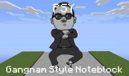 Gangnam Style - Noteblock Song Minecraft