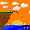 Sunset Fishing [Contest] Minecraft Blog