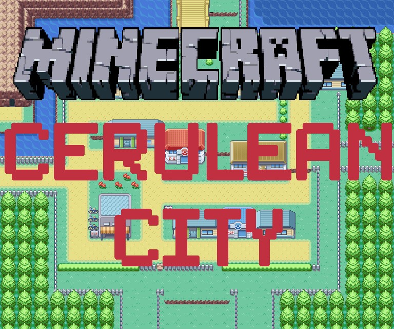 how to get to cerulean city in pokemon planet