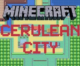 Pokémon Cerulean city (series) Minecraft Map & Project