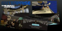 Enterprise - The First Mob Arena of It's Kind! Minecraft Map & Project