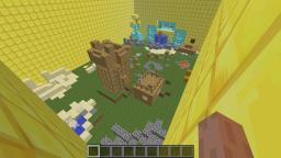Golden PVP Minecraft Map & Project