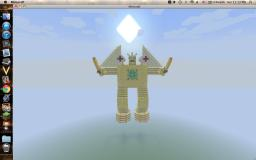 The Golden Colossus Minecraft Project