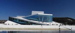 The Opera in Bjørvika, Oslo, Norway Minecraft Map & Project