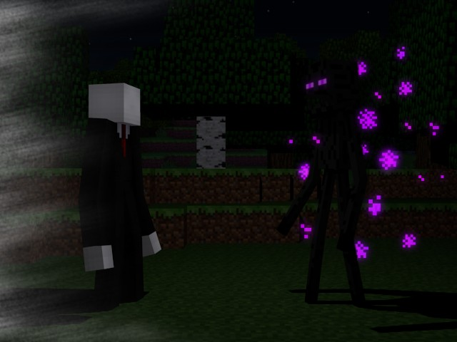 slendey vs endey who will win minecraft blog