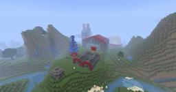 Red Alert Fan map (PvP) Minecraft Project