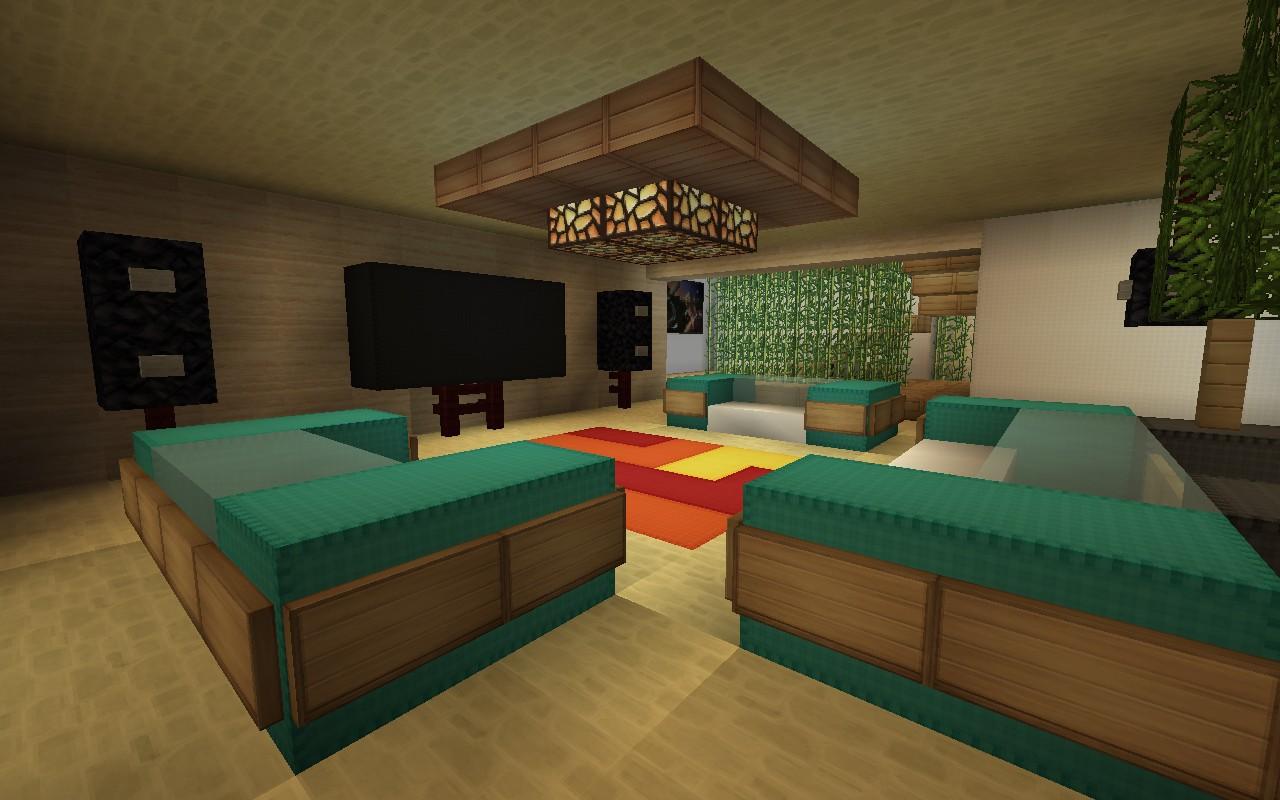 De Stijl 1 | Maddison Heights | Mansion Minecraft Project