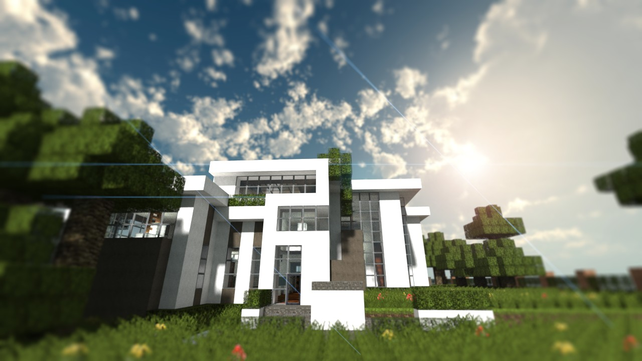 The Definition of Design Minecraft Project: www.planetminecraft.com/project/the-definition-of-design