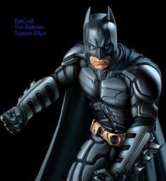 BatCraft: The Batman Texture Pack 1.4.7!! Minecraft Texture Pack