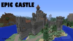 Zidar's Medieval Castle Minecraft