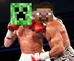 mobs boxing! Minecraft Map & Project