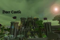 Daer City and Castle Minecraft Map & Project
