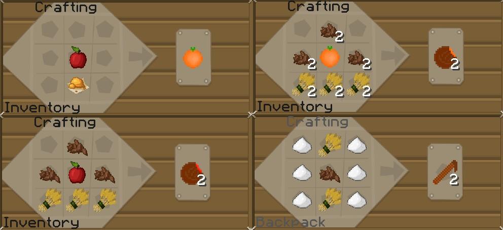 orange, jaffa and a churro