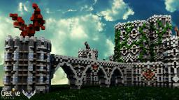 Castle of Cubic (WORLD DOWNLOAD!!) Minecraft Map & Project