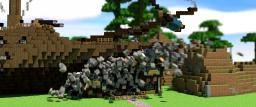 Destroying a house - Community edition Minecraft Blog Post