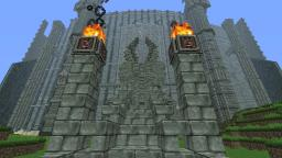 Lord of The Rings - Barad Dur Download Minecraft Project