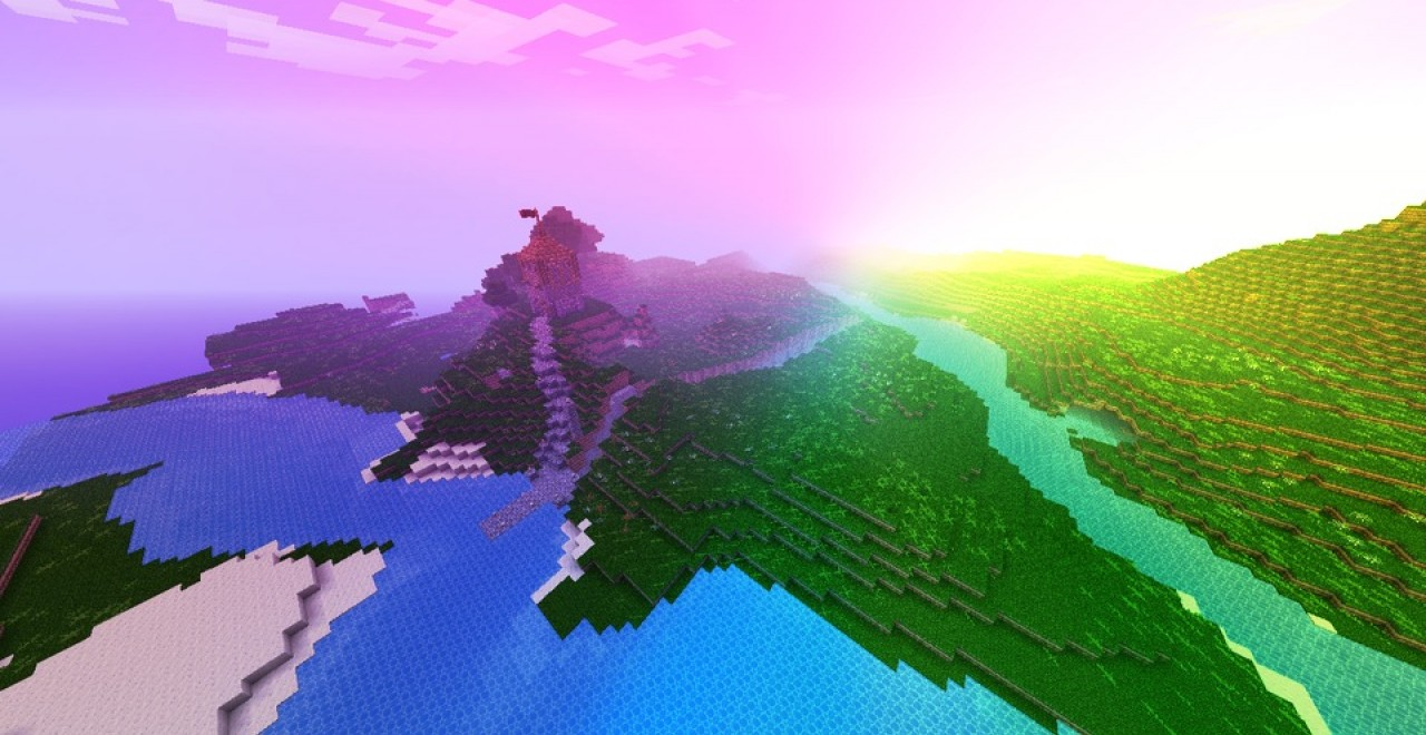 Custom Minecraft Wallpapers Project