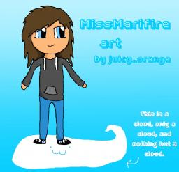 MissMarifire art Minecraft Blog