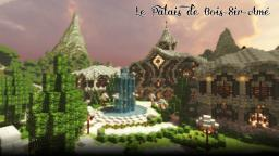 Palace of Bois-Sir-Ame with cinematic [DOWNLOAD] Minecraft Map & Project