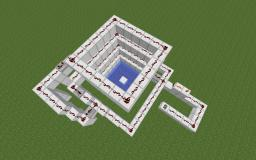 Vertical cannon Minecraft Map & Project