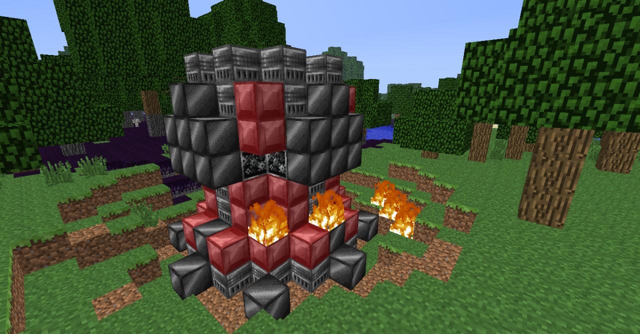 Crazy Craft Mod for Minecraft (1.7.10/1.7.9)